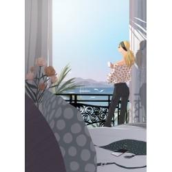 A la fenêtre du Martinez