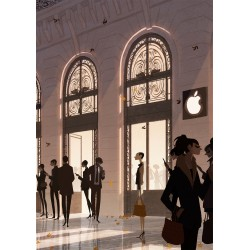 Apple Store Opéra